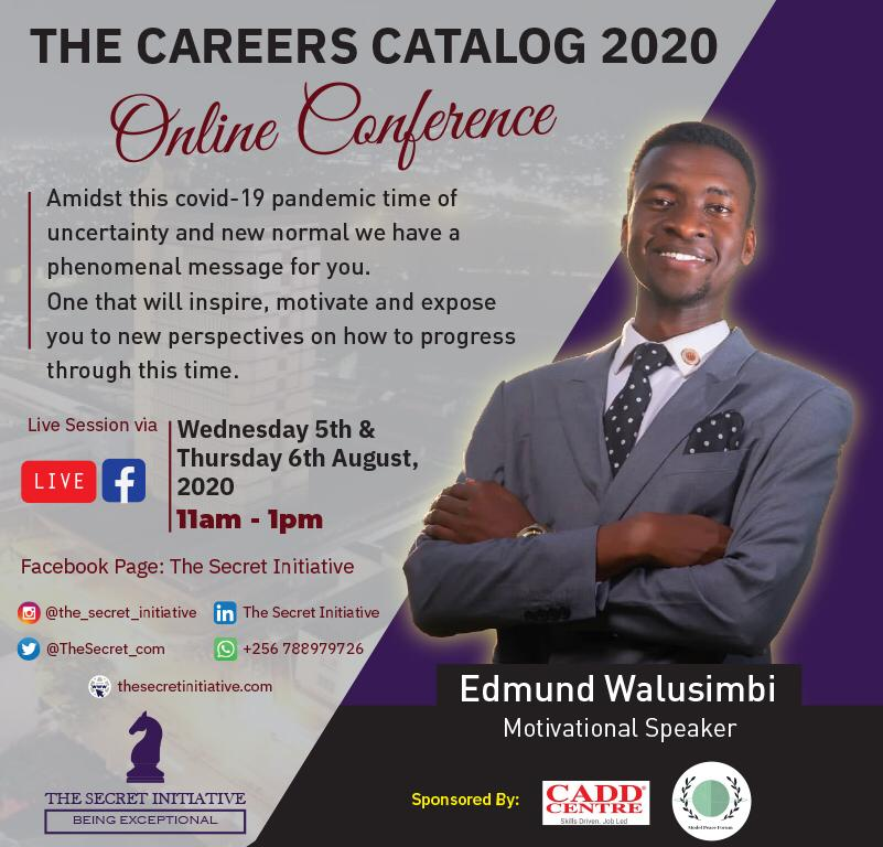 The Careers Catalog Conference 2020.